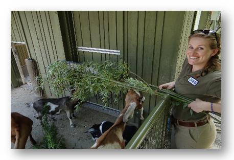 Toronto Zoo Selects SCARF Nutrition Resident